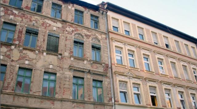 Eine Altbausanierung kann den Wert einer Immobilie steigern